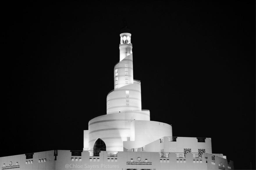 Swirly Mosque