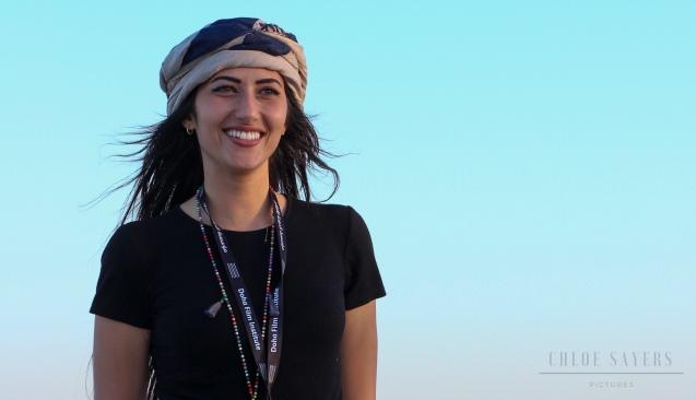 Nadine, Qumra. March 2018