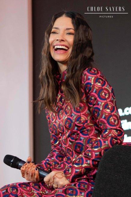 Evangeline Lilly, Ajyal. November, 2018