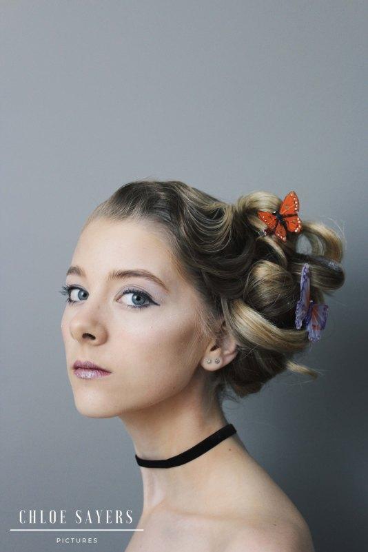 Hairdresser's Photoshoot. September, 2017