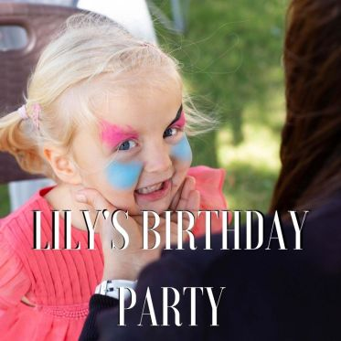 LILY'S BIRTHDAY PARTY