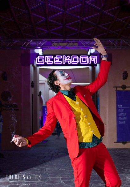The Joker. Ajyal, 2019.