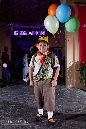 Geekdom Cosplay Competition Winner. Ajyal, 2019.